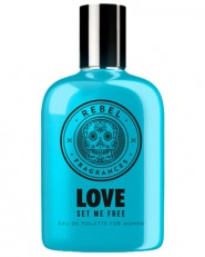 REBEL FRAGRANCES: LOVE SET ME FREE